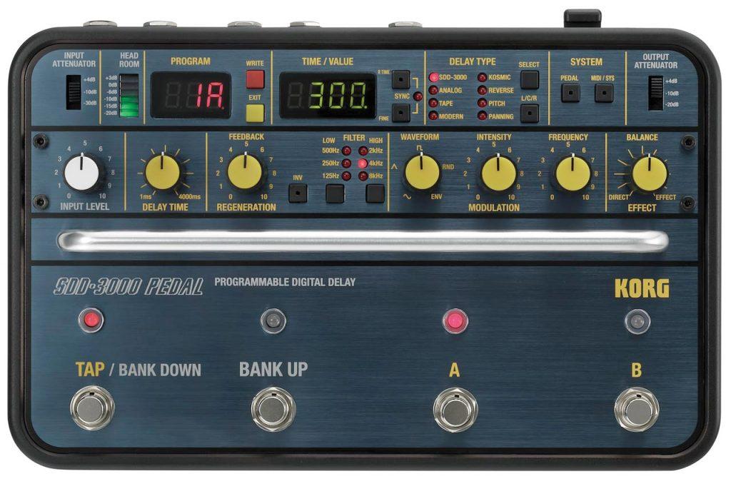 Korg SDD 3000 PDL