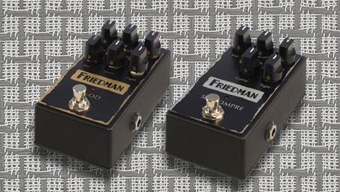 Friedman BE-OD : le nirvana du «british sound» miniaturisé