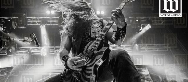 Wylde Audio Guitars envahit la Gaule