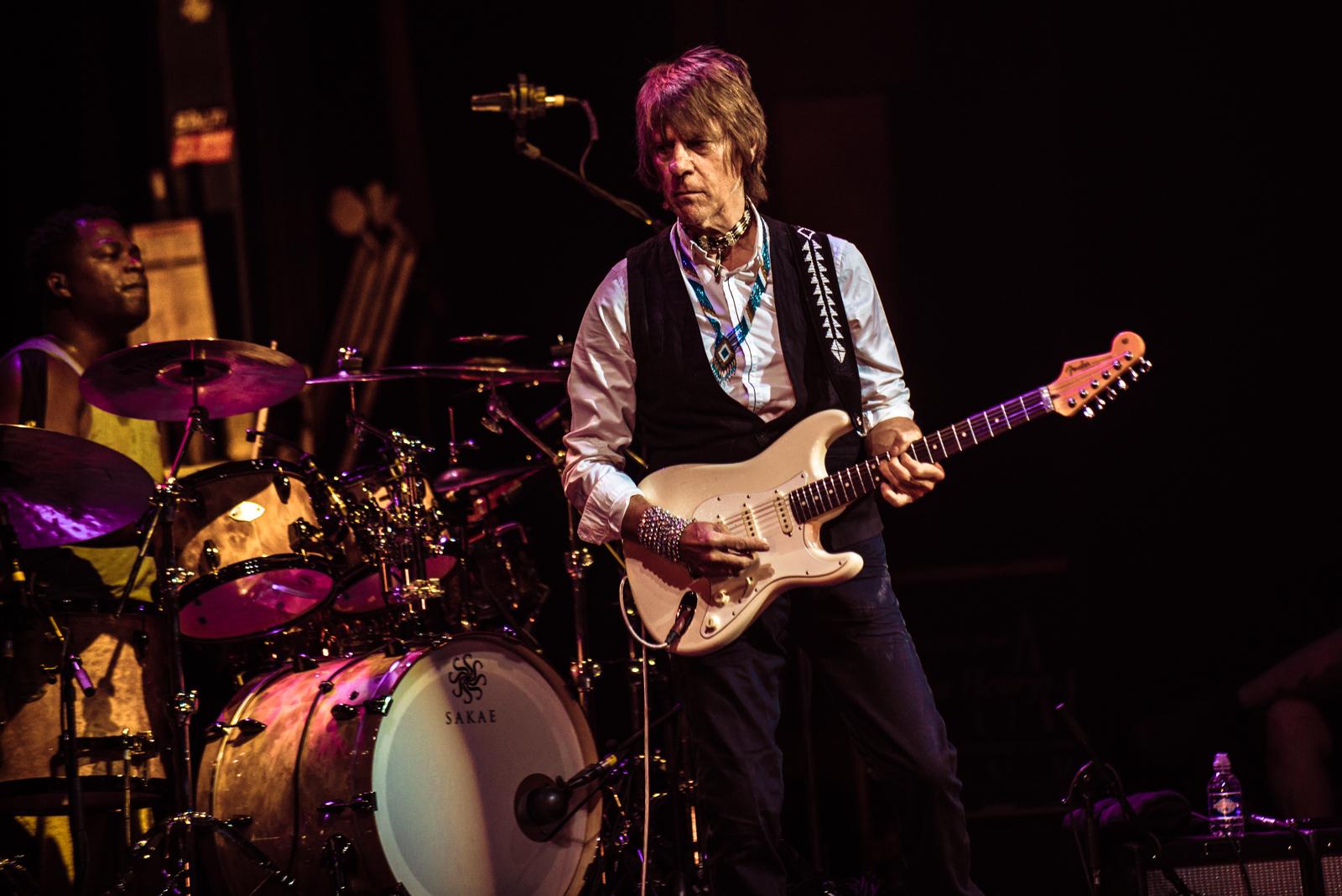 Jeff en concert à la Salle Pleyel - 24/10/2016