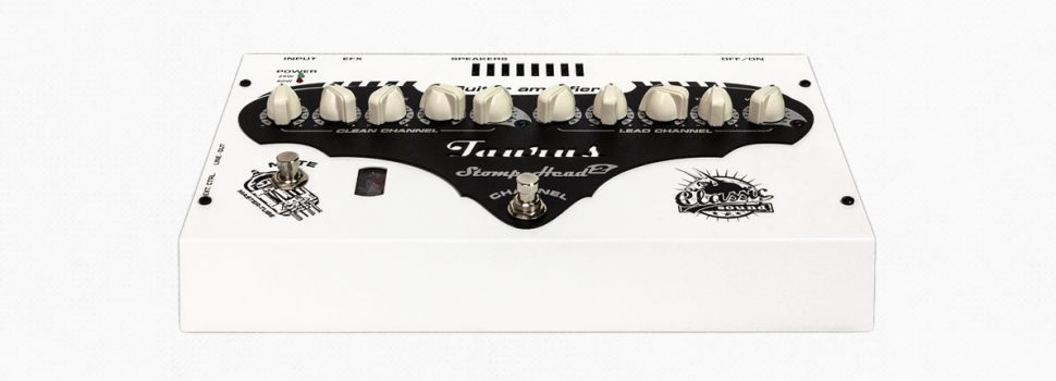 Give Away TAURUS AMP