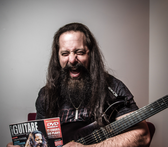 John Petrucci (Dream Theater) – 10 albums qui ont changé sa vie