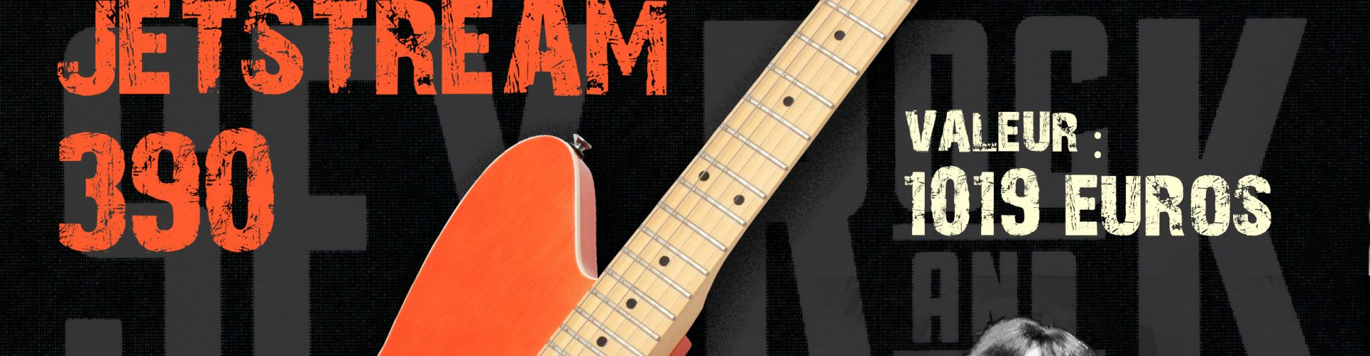 GIVE AWAY REVEREND GUITARS