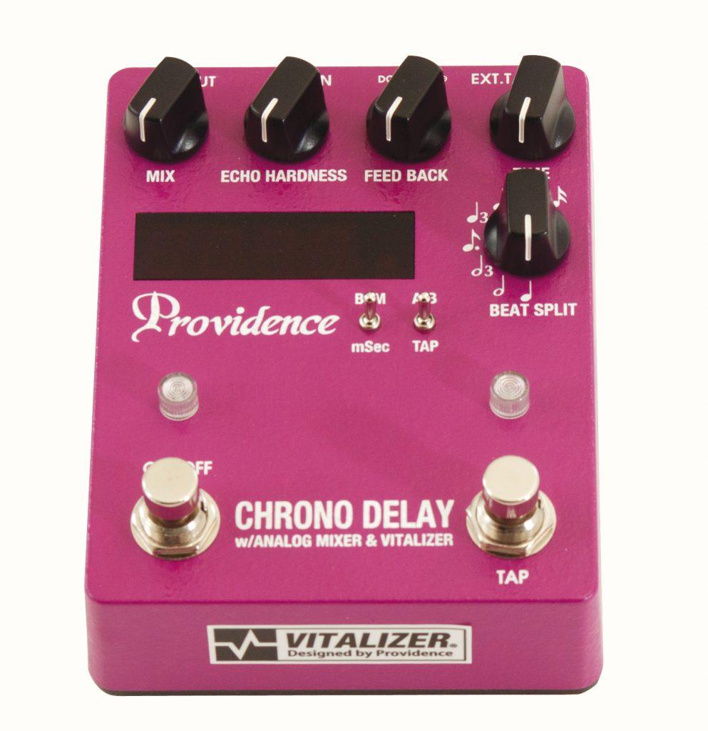 Chrono Delay Providence Guitare Xtreme Magazine