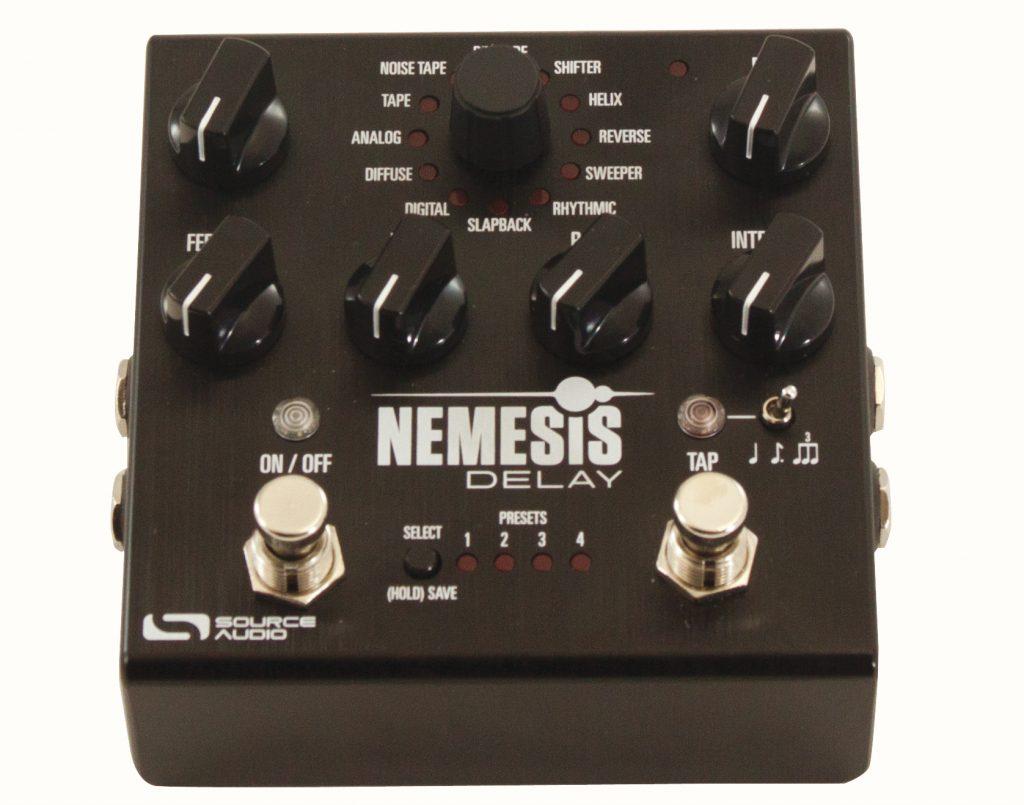 Source audio Nemesis Guitare Xtreme Magazine
