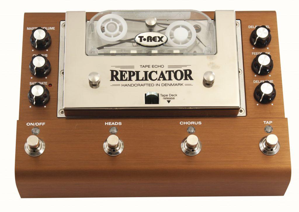 Trex Replicator Guitare Xtreme Magazine