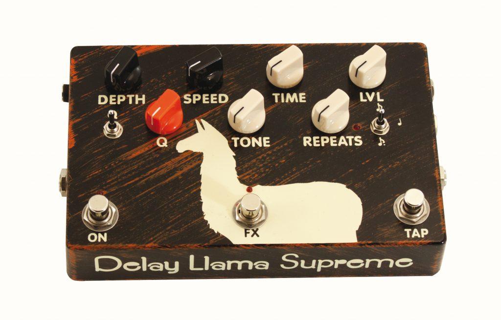 delay lama supreme - Jam Pedals - Guitare Xtreme Magazine