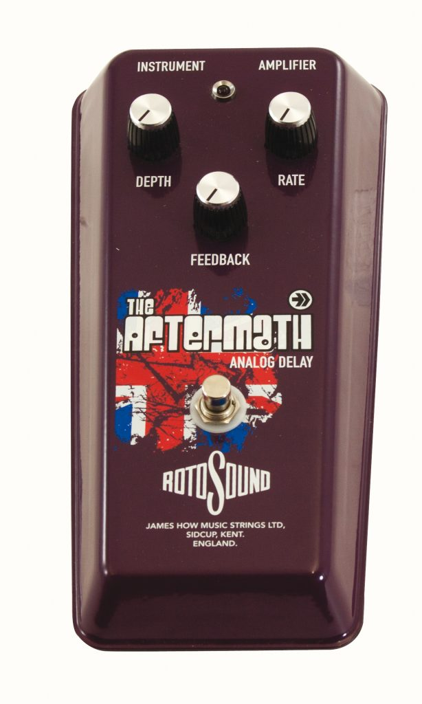 rotosound the aftermath Guitare Xtreme Magazine