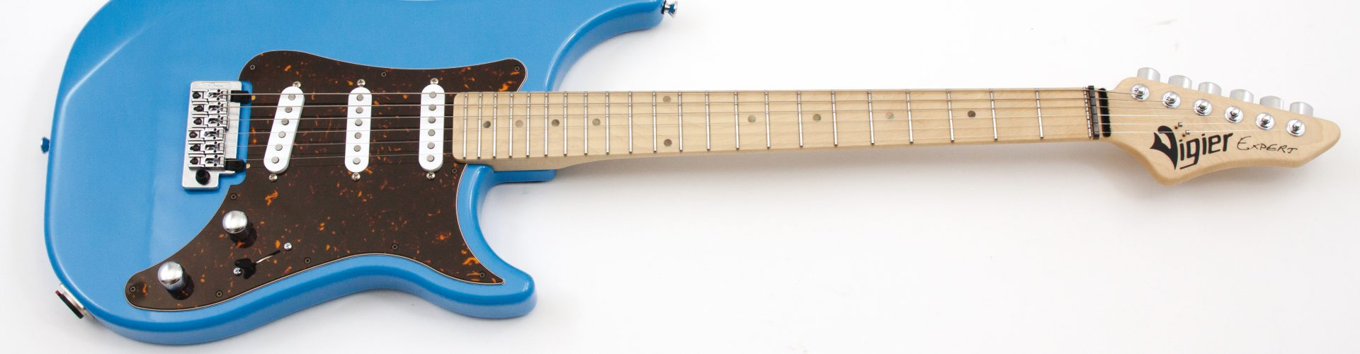 Vigier Expert Classic Rock – Blue Magic Woman