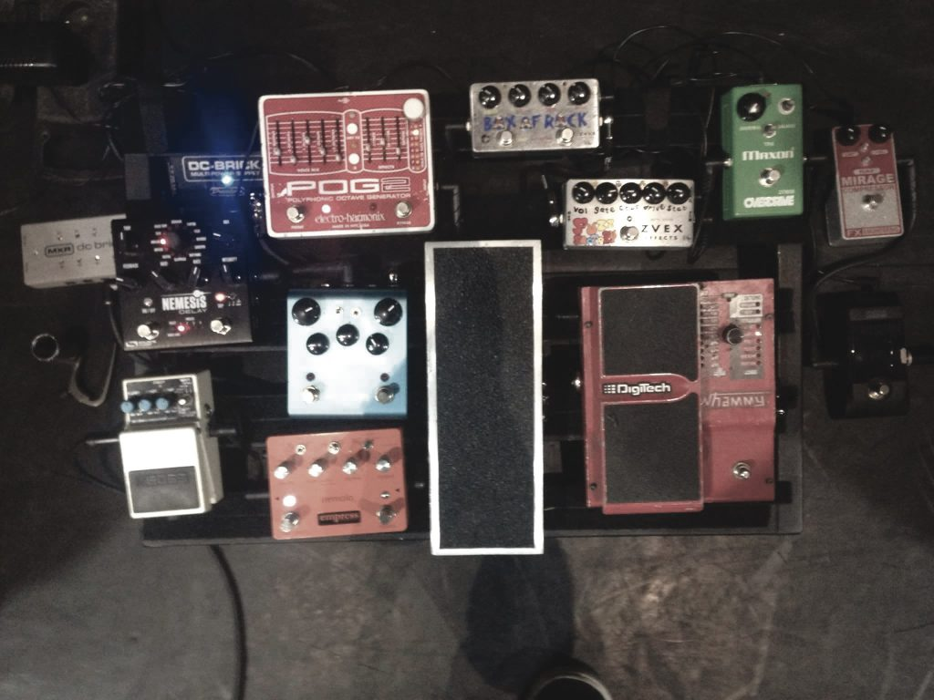 PedalBoard Snarky Puppy Guitare Xtreme Magazine