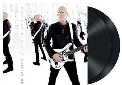 Gagnez le nouvel album de Joe Satriani en vinyle
