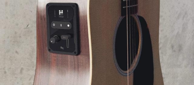 HyVibe : l'ère de la guitare augmentée
