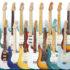 Guide d'achat – La Stratocaster dans tous ses états