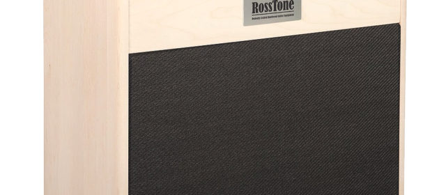 RossTone 112H White Wood Black – Simple comme bonjour