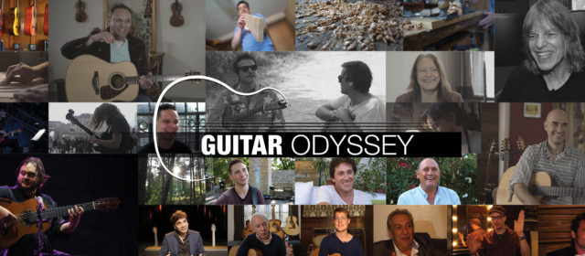 GUITAR ODYSSEY – UN VOYAGE AU TRAVERS DE LA GUITARE