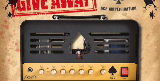 [ Give Away Ace Amplification ]