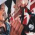 Eddie Van Halen immortalisé au Guitar Center
