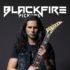 Gus G. lance Blackfire Pickups