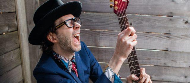Paul Gilbert s'apprête à livrer son 16ème album solo