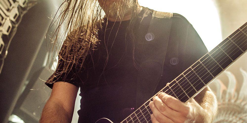 Meshuggah en studio : Fredrik Thordendal rentre au bercail !
