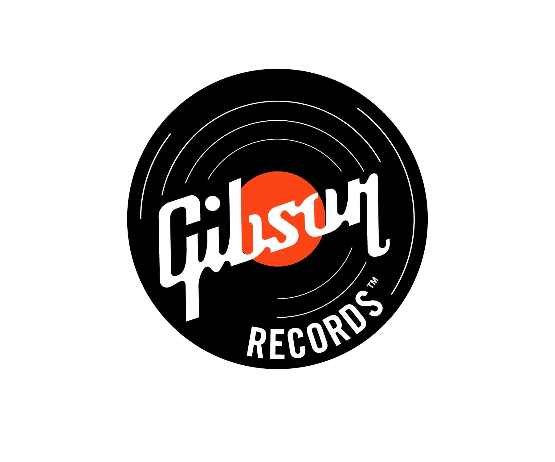 Logo Gibson Records Guitare Xtreme Magazine