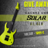 GIVE AWAY SOLAR GUITARS