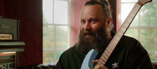Rick Graham : le super virtuose honoré par Charvel